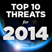 10 Threats to IT over the Next Two Years