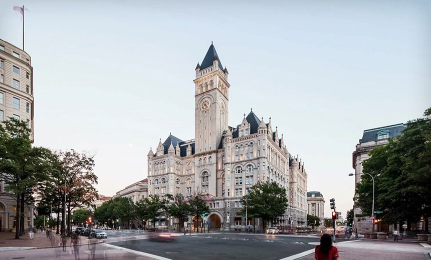 Hackers Stole Trump Hotel Guests' Credit Card Details, Again