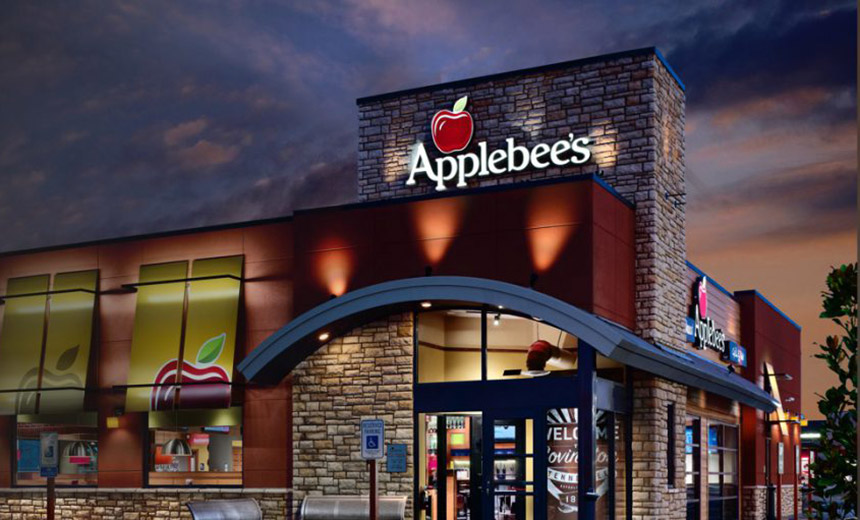 166 Applebee's Restaurants Hit With Payment Card Malware