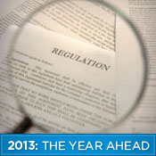 2013 Healthcare Regulatory Outlook