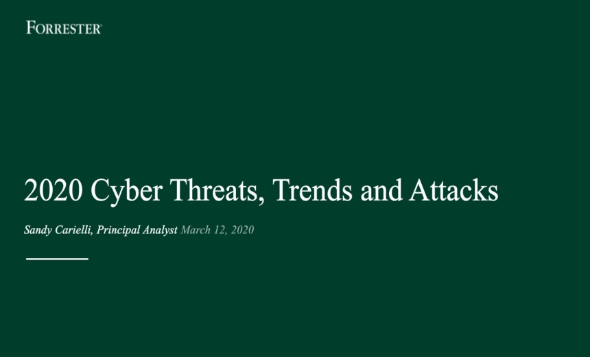 2020 Cyber Threats, Trends and Attacks