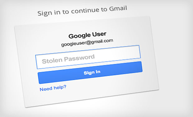 5 Million Google Passwords Leaked