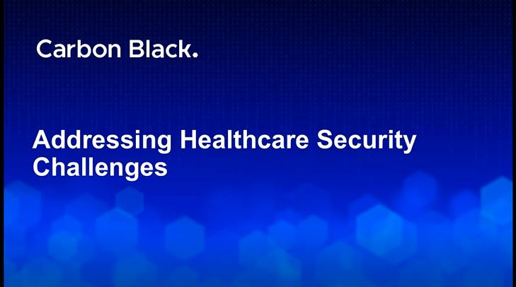 Addressing Healthcare Security Challenges