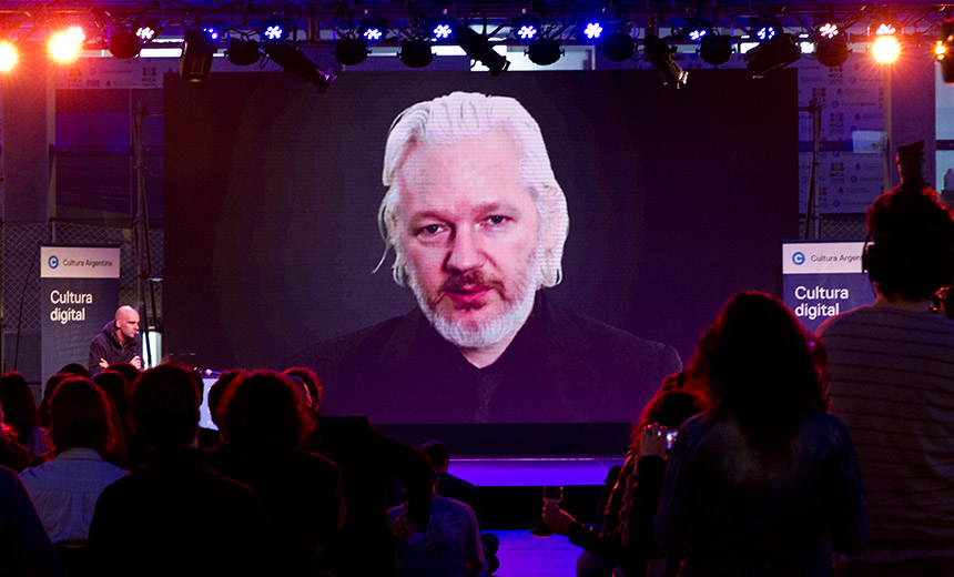 After Outlasting Sweden, WikiLeaks Founder's Fate Murky