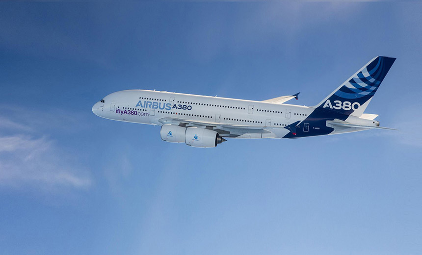 Airbus Hacked: Aircraft Giant Discloses Data Breach
