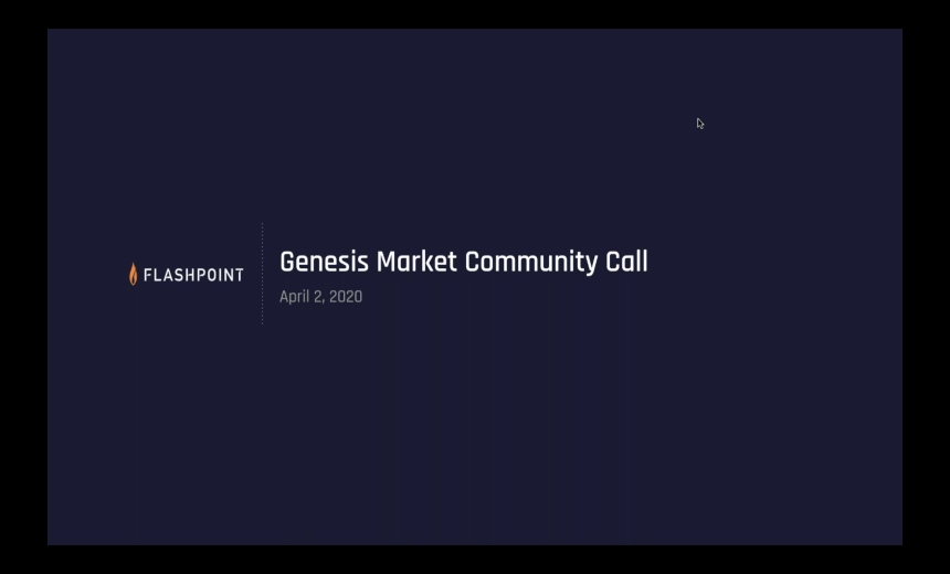 Analyst Insights on Genesis Market
