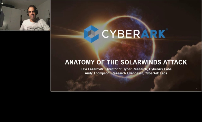 The Anatomy of the Solarwinds Attack