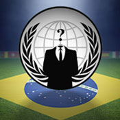 Anonymous Targets World Cup