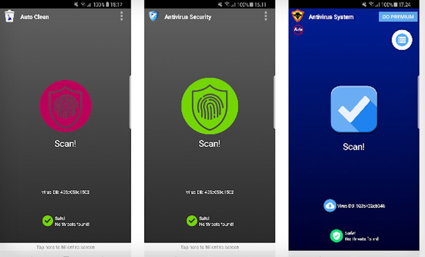 Report Finds Majority of Antivirus Apps on Google Play to be Frauds