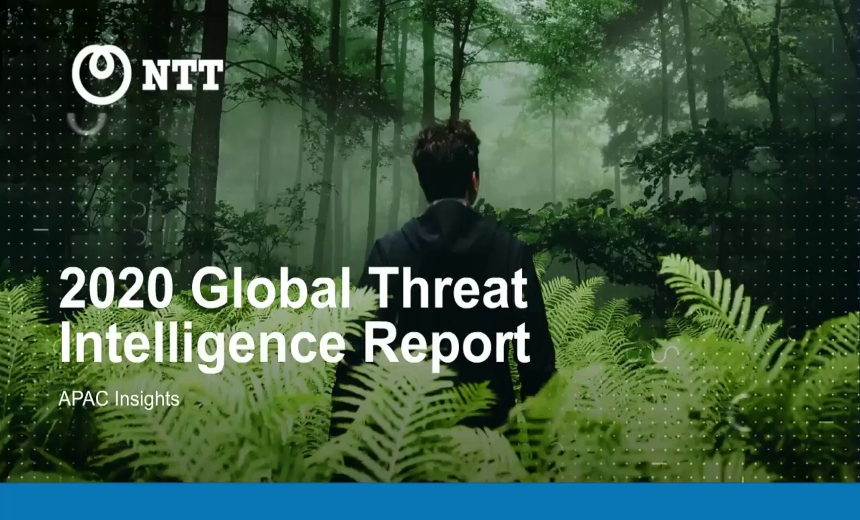APAC | 2020 Threat Intelligence Report