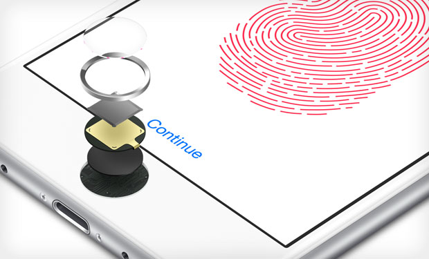 Apple iPhone 6 Touch ID Hacked
