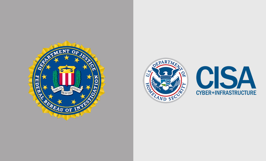 FBI and CISA: APT Groups Targeting Government Agencies