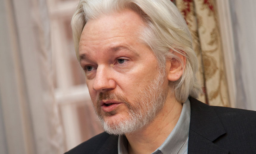 Assange Indicted in US Under Espionage Act
