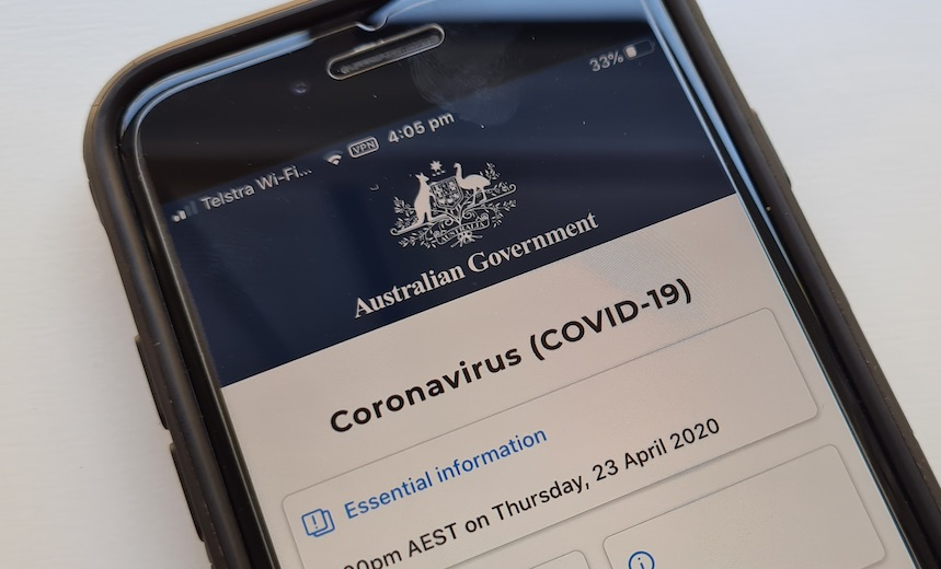 Aussie Contact-Tracing App: Details Slowly Emerge