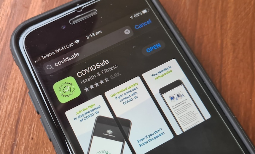 Australia Releases 'COVIDSafe' Contact-Tracing App