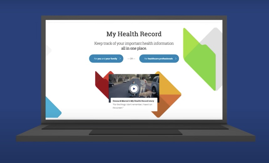 Australia's Digital Health Records System Was Attacked