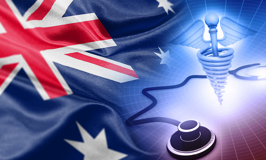 Australia's Efforts to Keep Health Data Secure