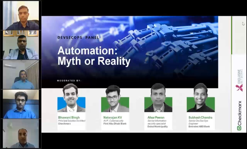 Automation: Hype or Realty - DevSecOps in Middle East