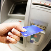 Bank Creates Anti-Skimming Device