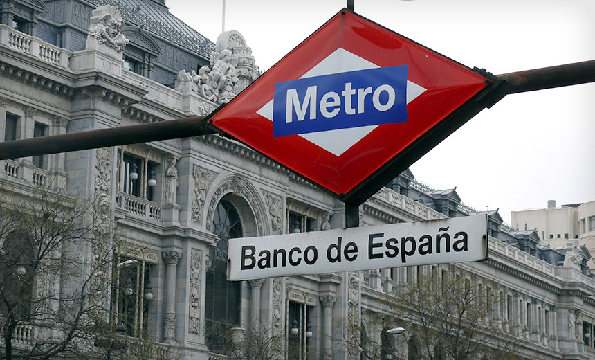 Bank of Spain Hit by DDoS Attack