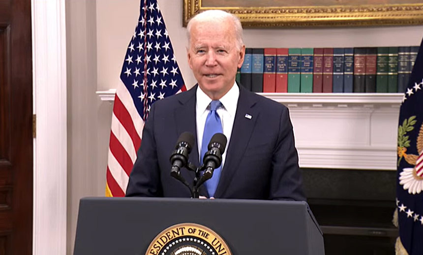 Biden: Russian Government Not Behind Colonial Pipeline Attack