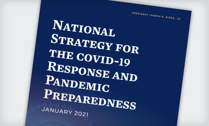 Biden's COVID-19 Plan Calls for Assessment of Cyberthreats