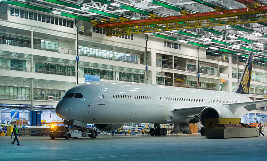 Boeing Confirms 'Limited' Malware Outbreak