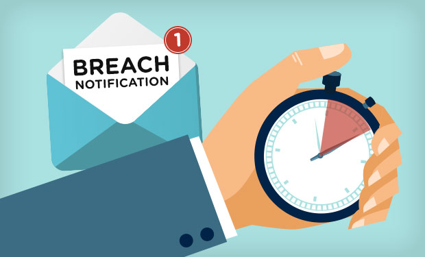 Breach Notification: Tackling the Timing