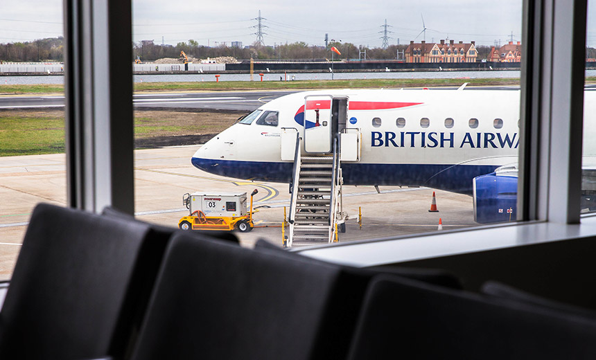 British Airways Blames Power Surge For Massive Outage
