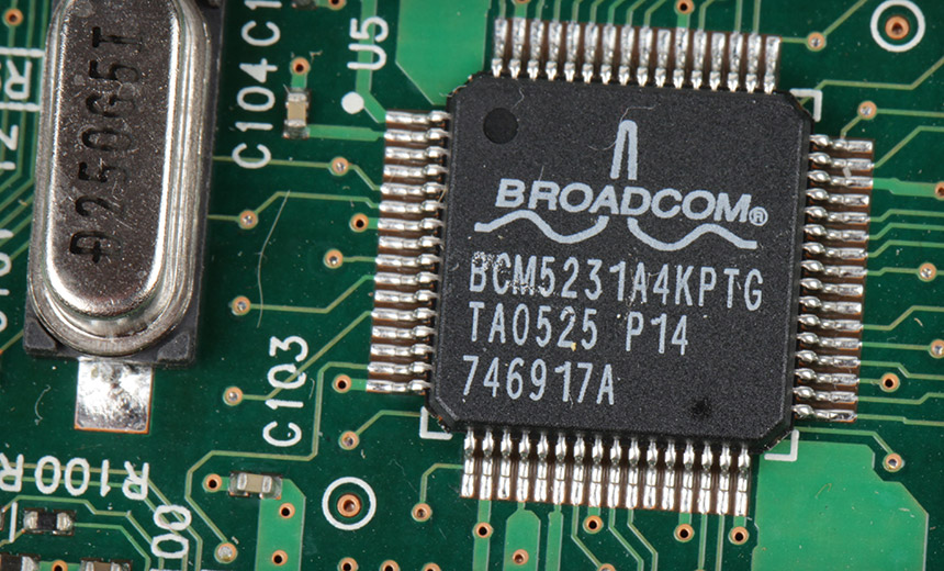 Report: Broadcom in Discussions to Buy Symantec