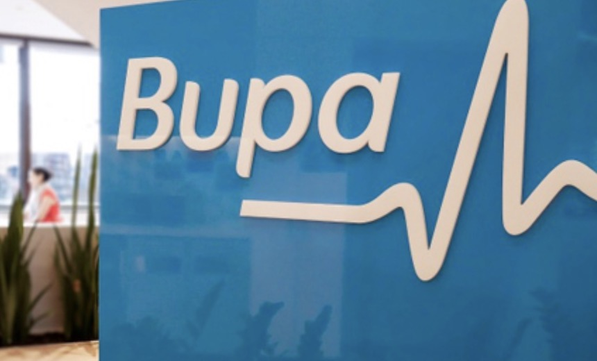 Bupa Fined $228,000 After Stolen Data Surfaces on Dark Web