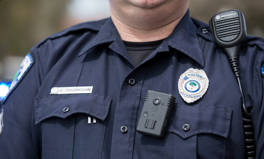 Calif. May Ban Facial Recognition in Police Body Cameras