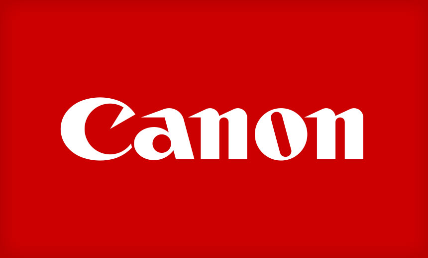 Canon: Ransomware Attack Exposed Employee Data