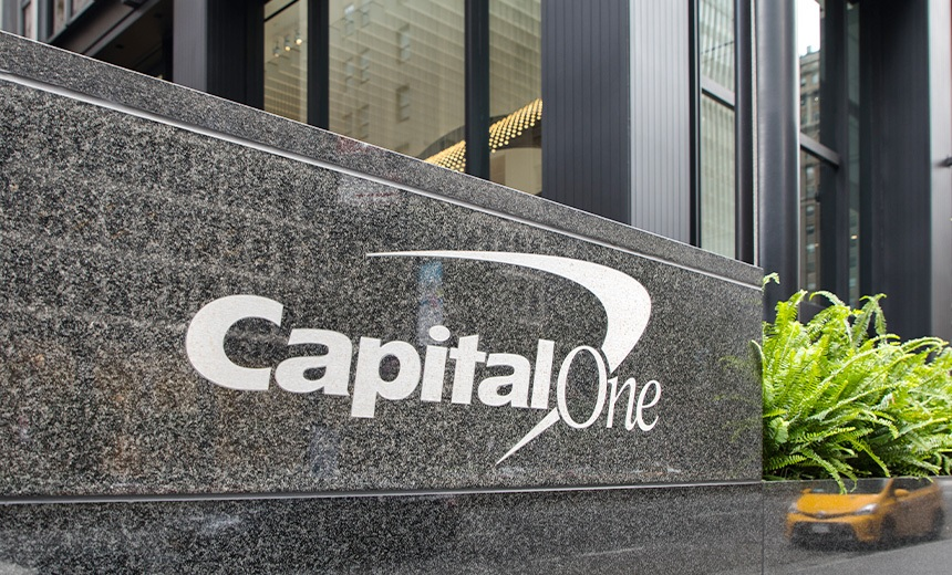 Capital One Fined $80 Million Over 2019 Breach