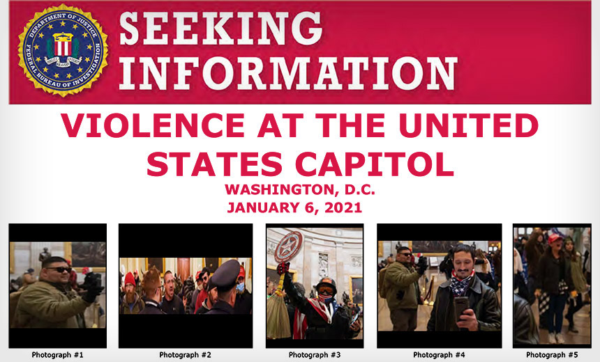 Capitol Riot: Self-Surveillance Feeds Investigation