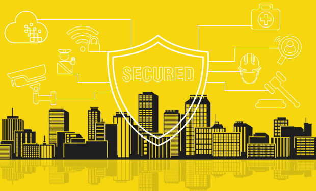 The Challenges of Securing Smart Cities