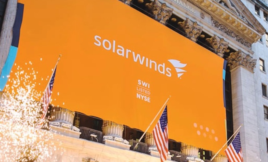 China Tied to Separate SolarWinds Espionage Campaign
