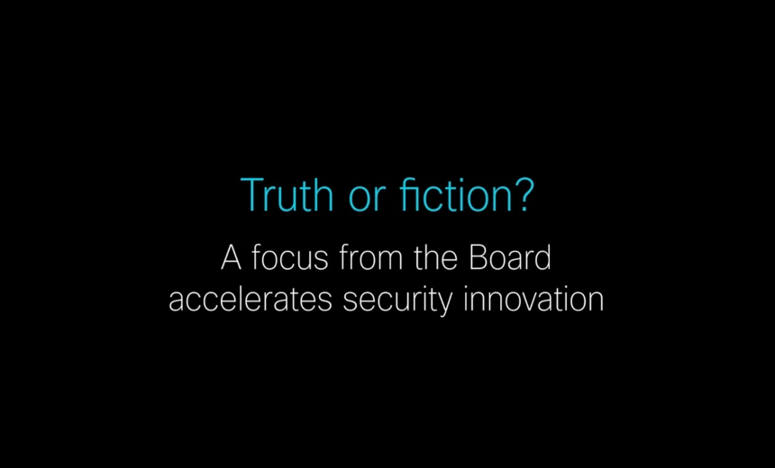 CISO Coffee Talks: Board Focus