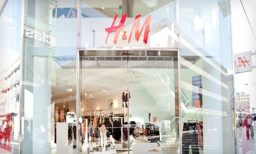 Clothing Retailer H&M Told to Wear $41 Million GDPR Fine