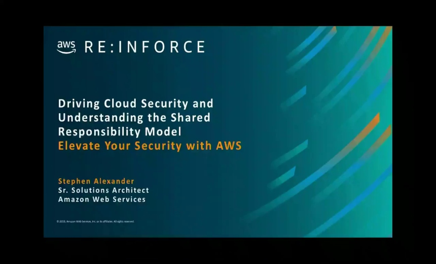 Cloud Security Solutions for Government: Recorded at AWS Public