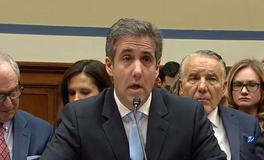 Cohen: Trump Was Aware of WikiLeaks Planning Email Dump