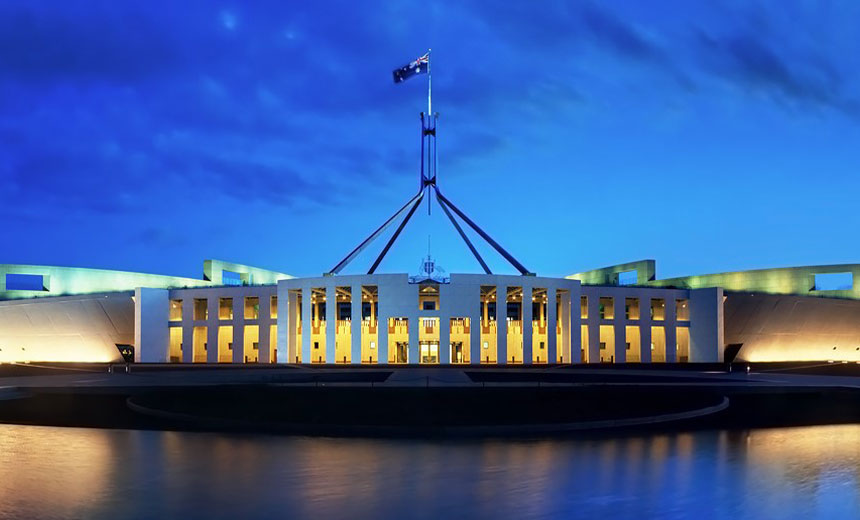 Compromised Website Led to Australia Parliament Hack