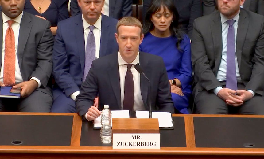 Congress Grills Facebook's Zuckerberg on Cryptocurrency Plans
