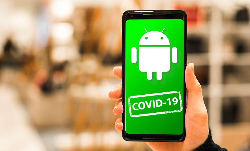 COVID-19-Themed Malware Goes Mobile