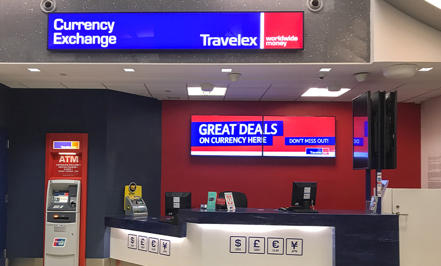 Currency Exchange Travelex Held Hostage by Ransomware Attack