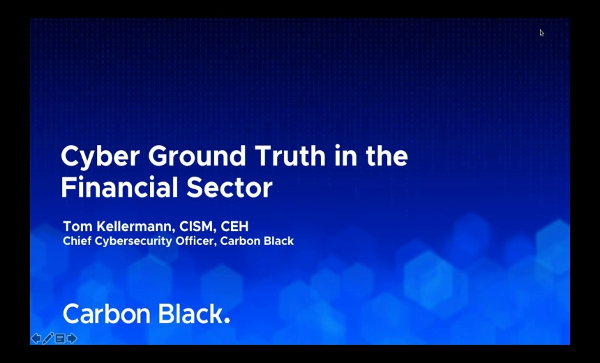 Cyber Ground Truth in the Financial Sector