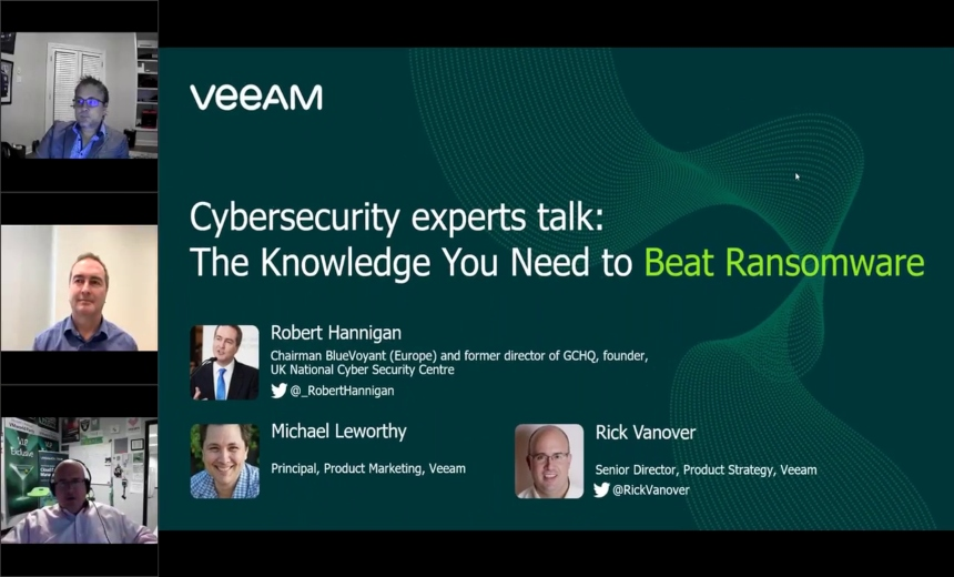 Cybersecurity Experts Talk: The Knowledge You Need to Beat Ransomware