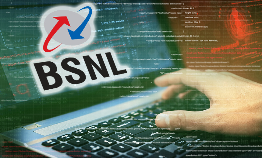 Data of 47,000 BSNL Employees Exposed