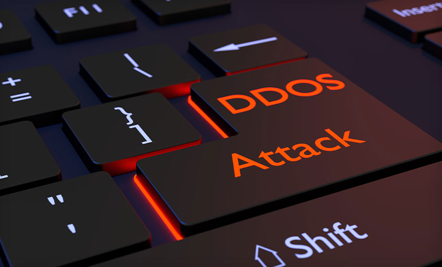 DDoS Attack Knocks Belgian Websites Offline
