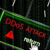 DDoS Attacks Strike Three Banks